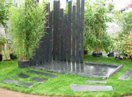decoration paysagere traverses paysag res en bois traverses de chemin de fer realisation. Black Bedroom Furniture Sets. Home Design Ideas